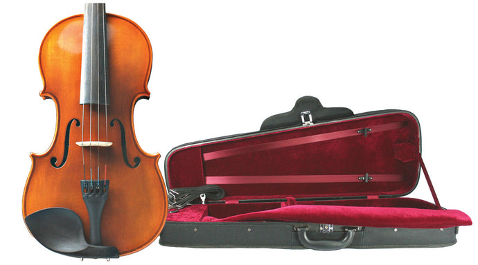 Westbury Violin Outfit Sizes 4/4-1/8 (Inc 7/8)