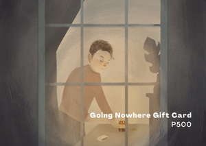 Going Nowhere Gift Card