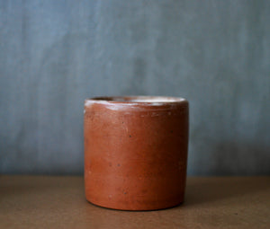 Large Candle in Terracotta - 400 ml
