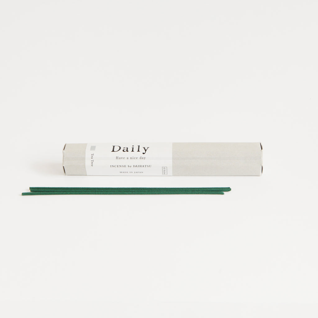 Daily Incense - Tea Tree