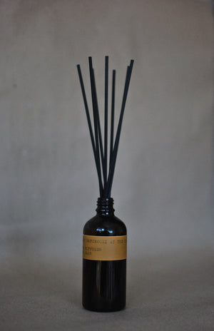 Reed Diffuser - No. 03 Patchouli at the Temple