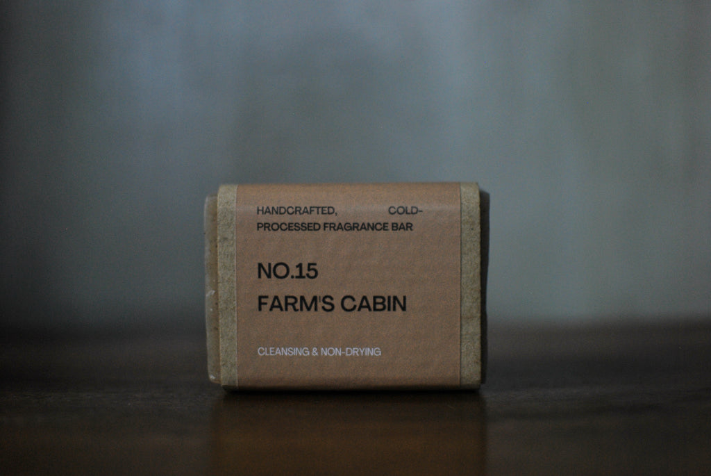 No.15 Farm's Cabin Soap