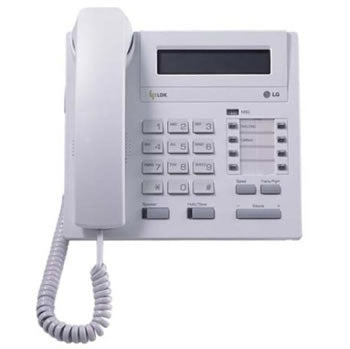 7000 Series 8 Button Key Digital Telephone