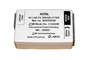 ADSL In-Line Fitter/Splitter C10245M