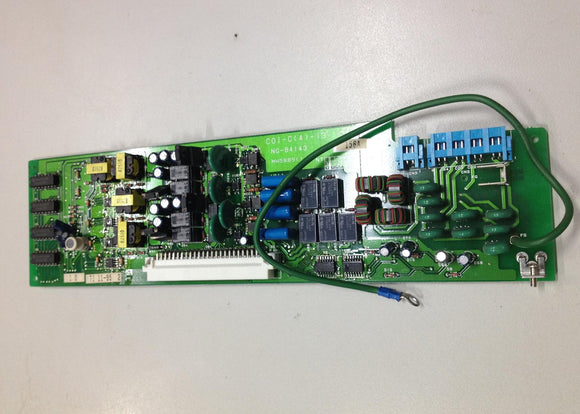 LG COI-C(4)-13 KTU 4 Port Central Office Interface Circuit Card