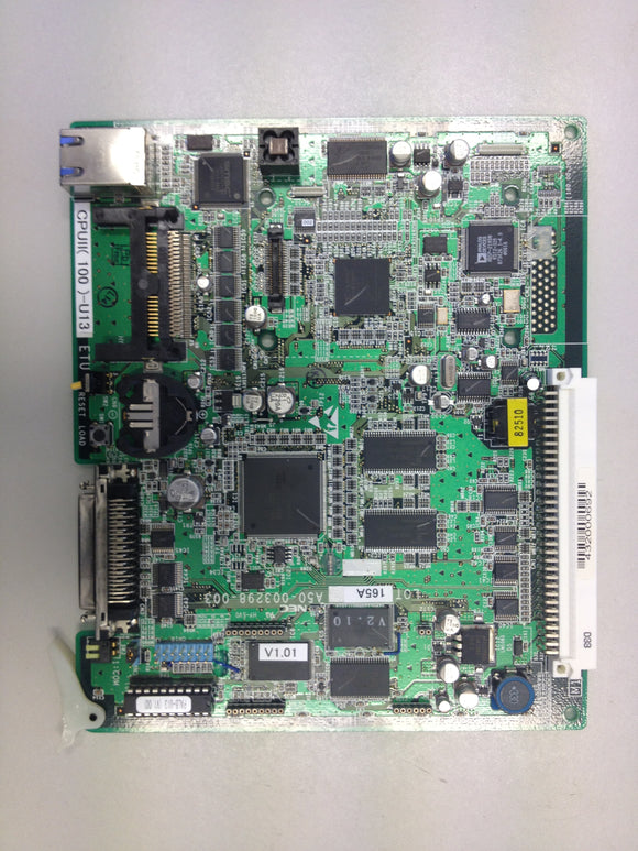 NEC CPUII(100)-U13 Central Processor Unit Card