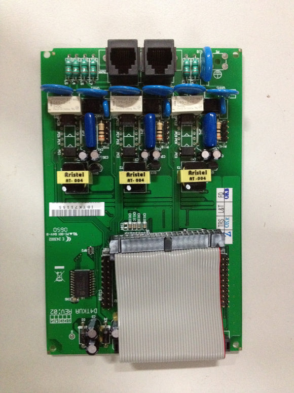 Aristel Expansion Trunk Card D4TKUA