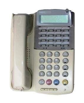 NEC ETW-16C-1A NDK DisplayTelephone