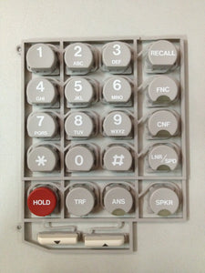 NEC ETW Series Replacement Keypad