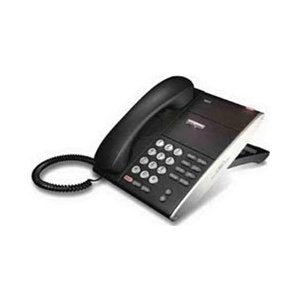 NEC ITL-2E-1 (BK) - DT710 - 2 Button NON DISPLAY IP Phone Black
