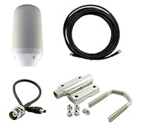 Iridium GO! External Antenna Kit - Rail Mount Option