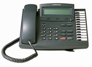 Samsung KPDCS-12B 12 Key Display Telephone (Refurbished)