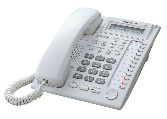 Panasonic KX-T7730AL Phone (White)