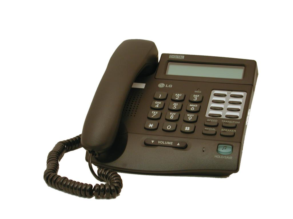 Aria LKD 8 Button Display Telephone (Refurbished)