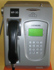 Siemens MP 30 Coin operated pay phone