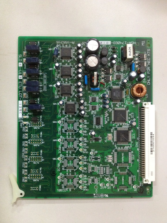 NEC SLI(4)-U13 Single Line Interface Card