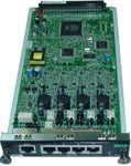 Panasonic KX-NCP1170 4-Port Digital Hybrid Extension Card