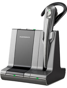 Plantronics Savi Office Headset System WH100+WO1