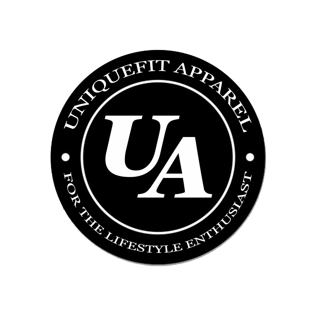 Uniquefit apparel brand logo
