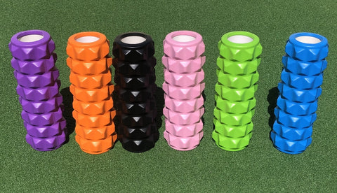 GND Foam Roller // Spiky Green