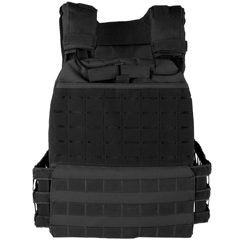 GND Weighted Tactical Vest // Black