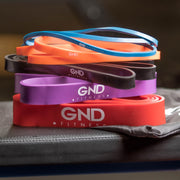 GND Resistance Band Pack // 5 Bands, Handles, Ankle Straps & Door Anchor
