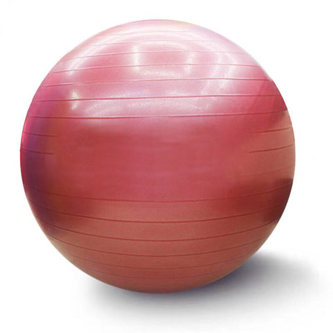 fit ball - red
