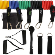 fitness tube straps and handles