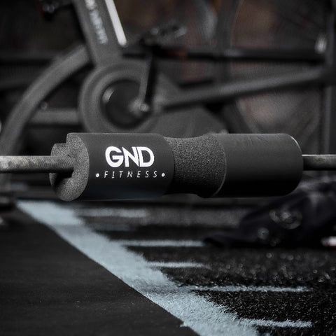 GND Barbell Pad // Black