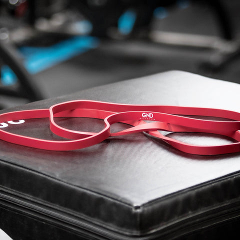 GND ULTRA RESISTANCE BAND RED