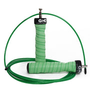 GND Fitness Skipping Rope // Lime Green