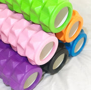 spiky foam rollers (6 colors)