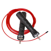 GND Skipping Rope // Red Flash