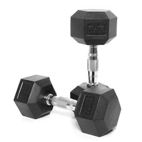 GND Hex Dumbbells // Pair
