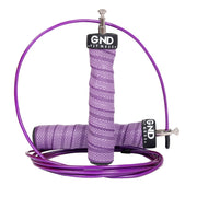 GND Skipping Rope // Purple Phantom
