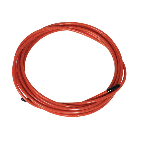 GND SKIPPING ROPE - ELECTRIC ORANGE
