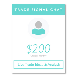 Trade Signal Chat