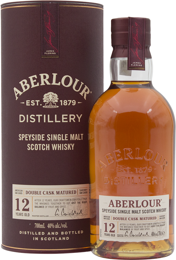 Aberlour 12YO Double Cask Whisky