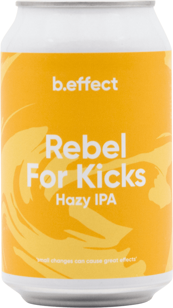 b.effect Rebel for Kicks Hazy IPA