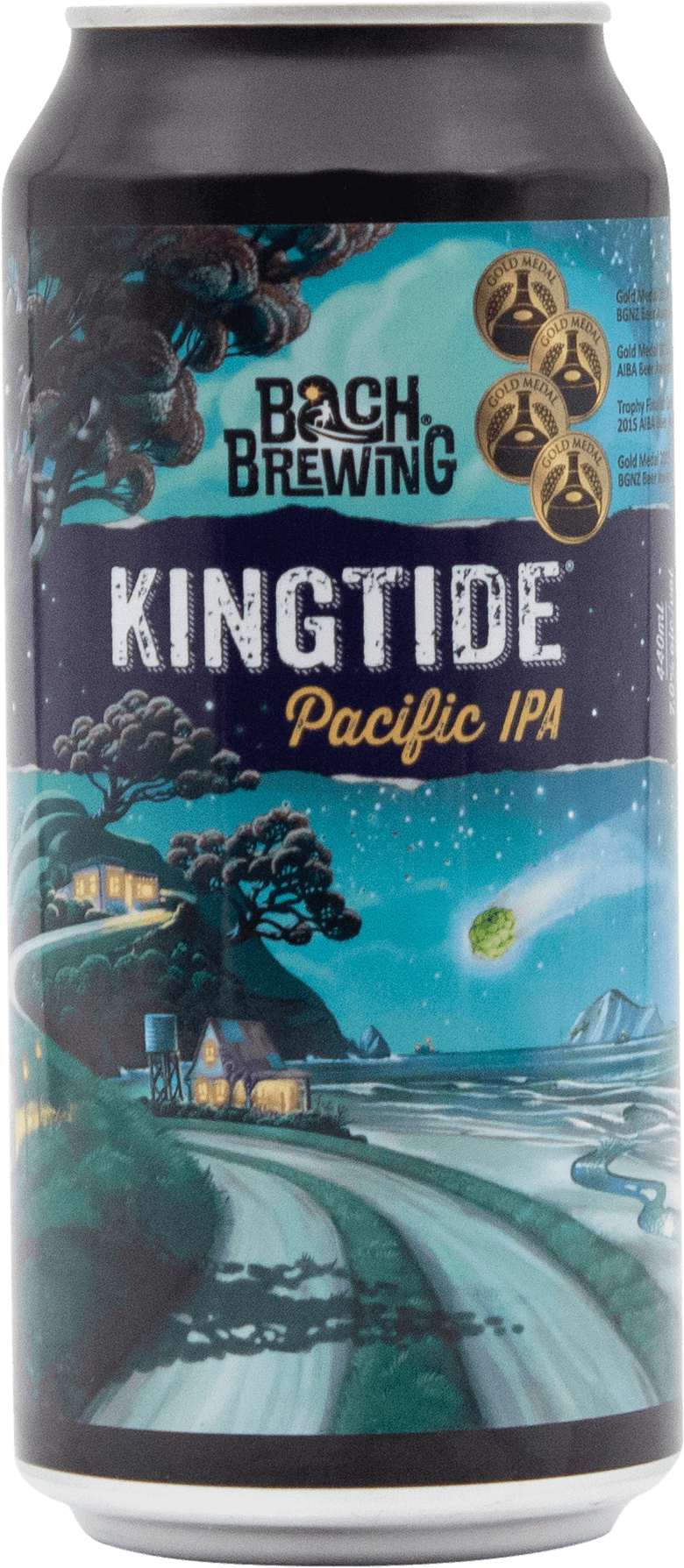 Bach Brewing Kingtide IPA