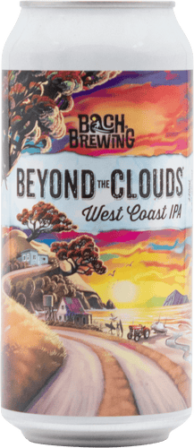 Bach Brewing Beyond The Clouds