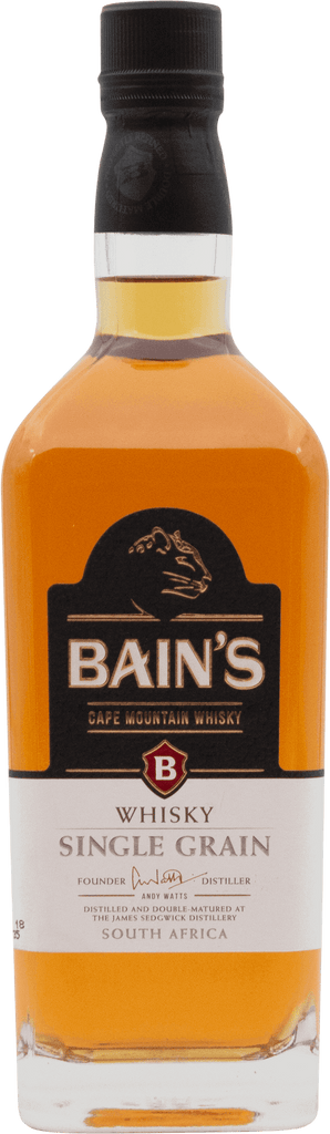 Bains Whisky - Bourbon Cask Finish