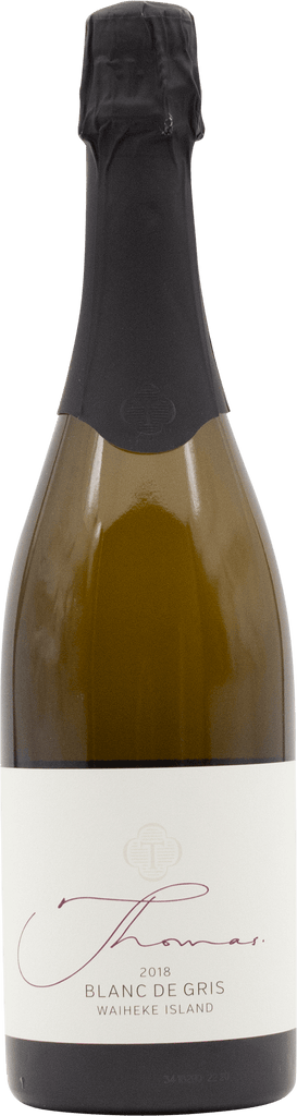 Batch Thomas Blanc de Gris 2018