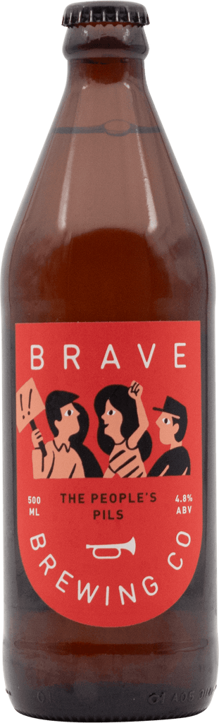 Brave Brewing - The People's Pils