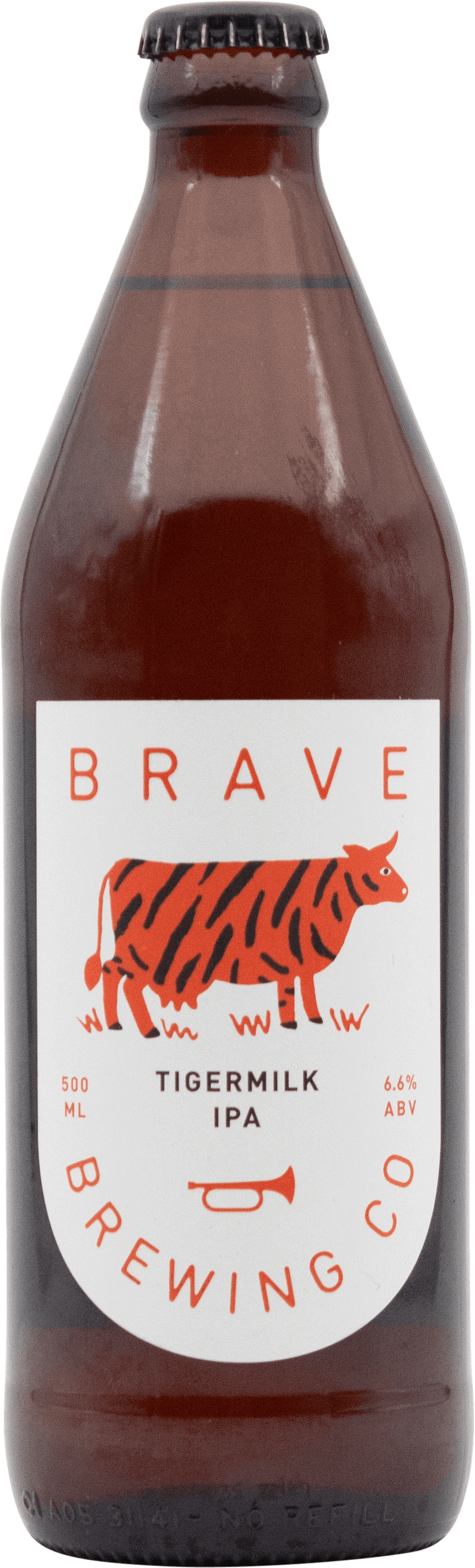 Brave Brewing Tigermilk IPA