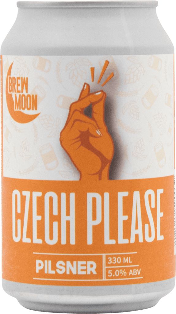 Brew Moon Czech Please