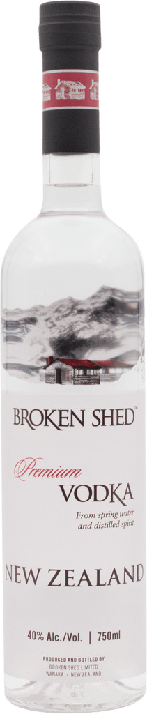 Broken Shed Premium Vodka
