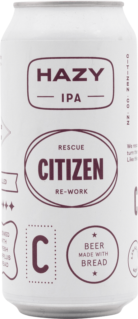 Citizen Collective Hazy IPA