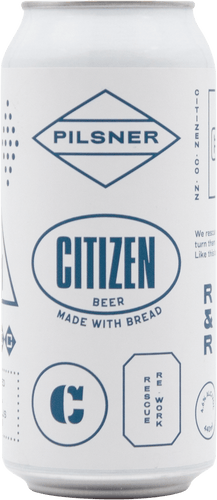 Citizen Collective Pilsner