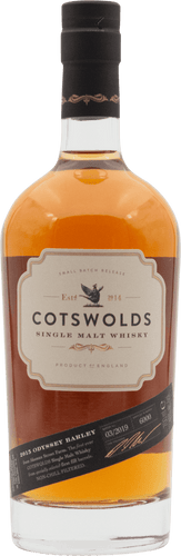 Cotswolds English Whisky